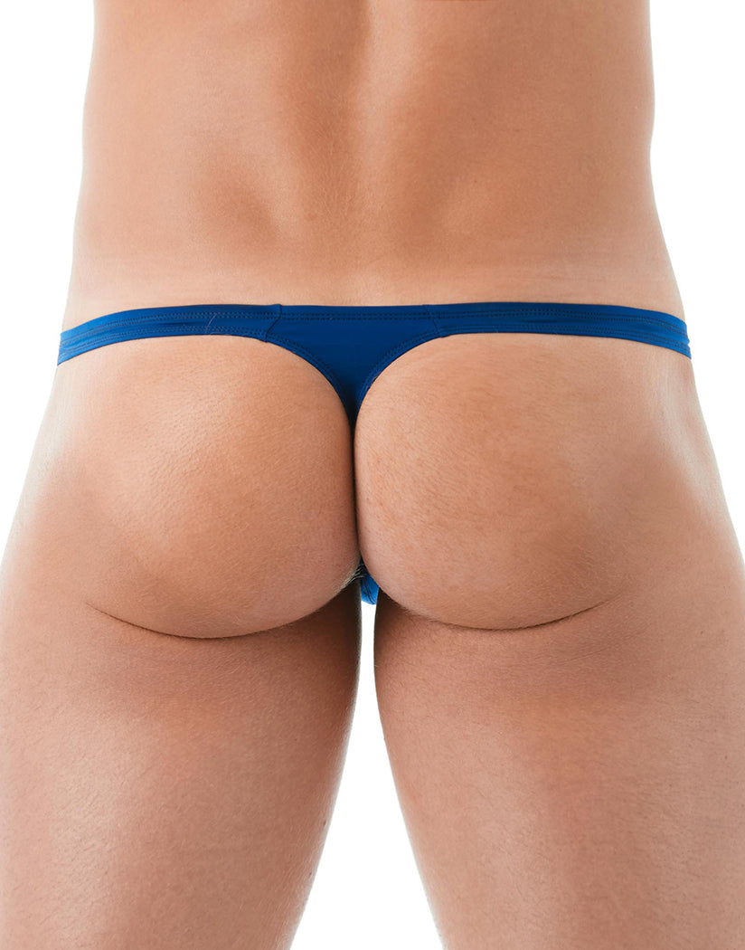 Royal Back Gregg Homme Wonder Thong Royal 96104