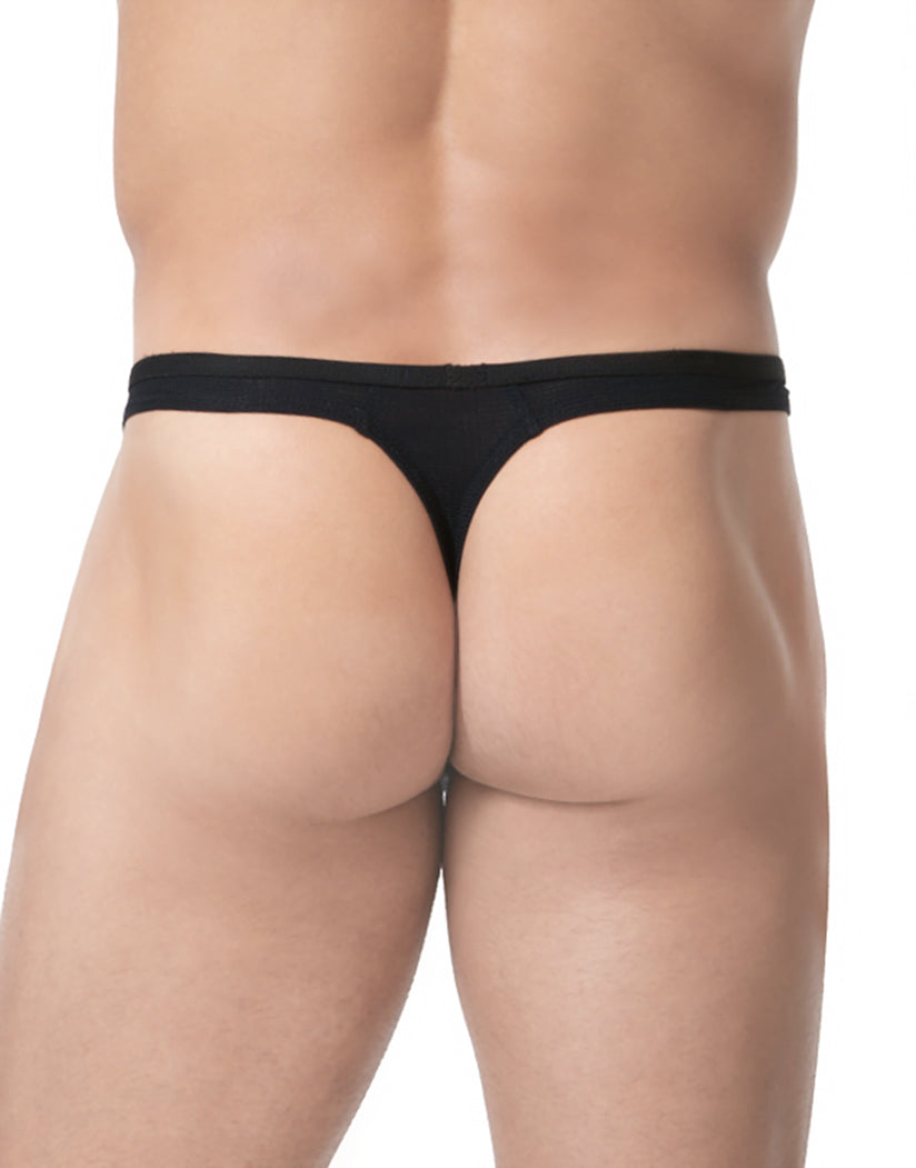 Black Back Gregg Homme Xcite Thong