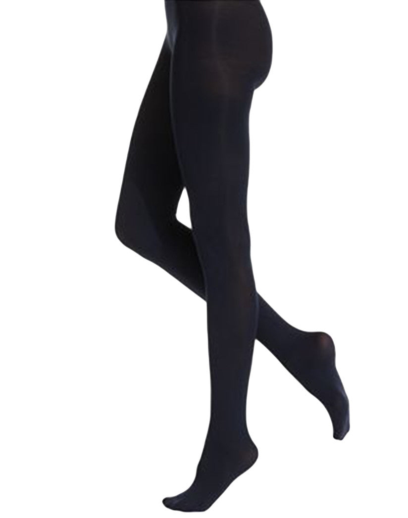 Navy Front HUE Super Opaque Tight
