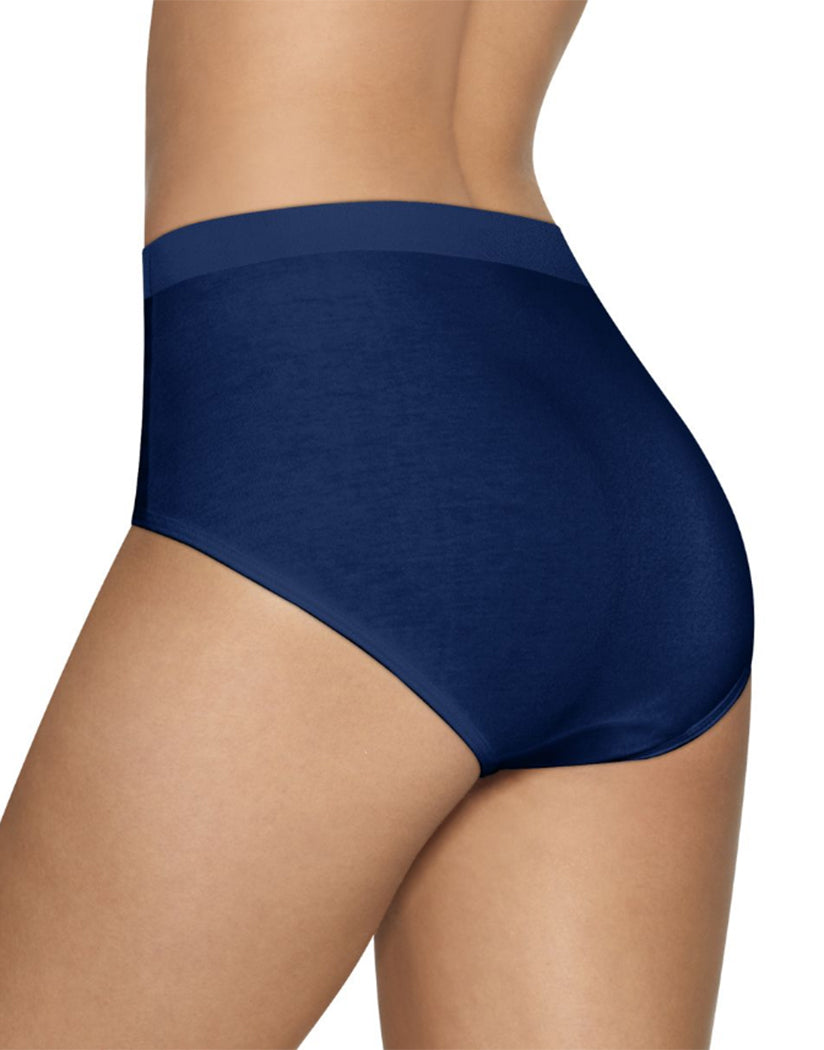 Blue Back Hanes Ultimate™ Women Constant Comfort® X-Temp® Brief 3-Pack