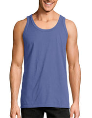 7cad56f8 Hanes Men Comfort Wash Garment Dyed Sleeveless Tank Top