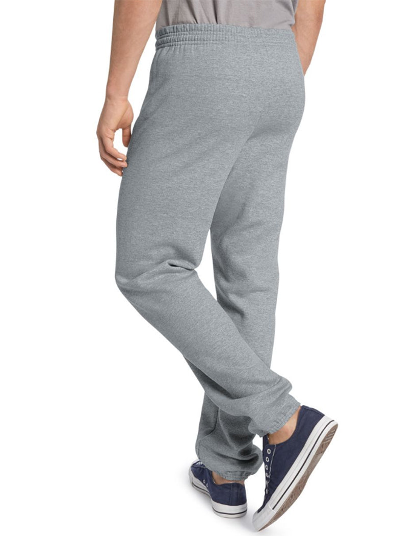 Light Steel Back Hanes ComfortBlend® EcoSmart® Men's Sweatpants