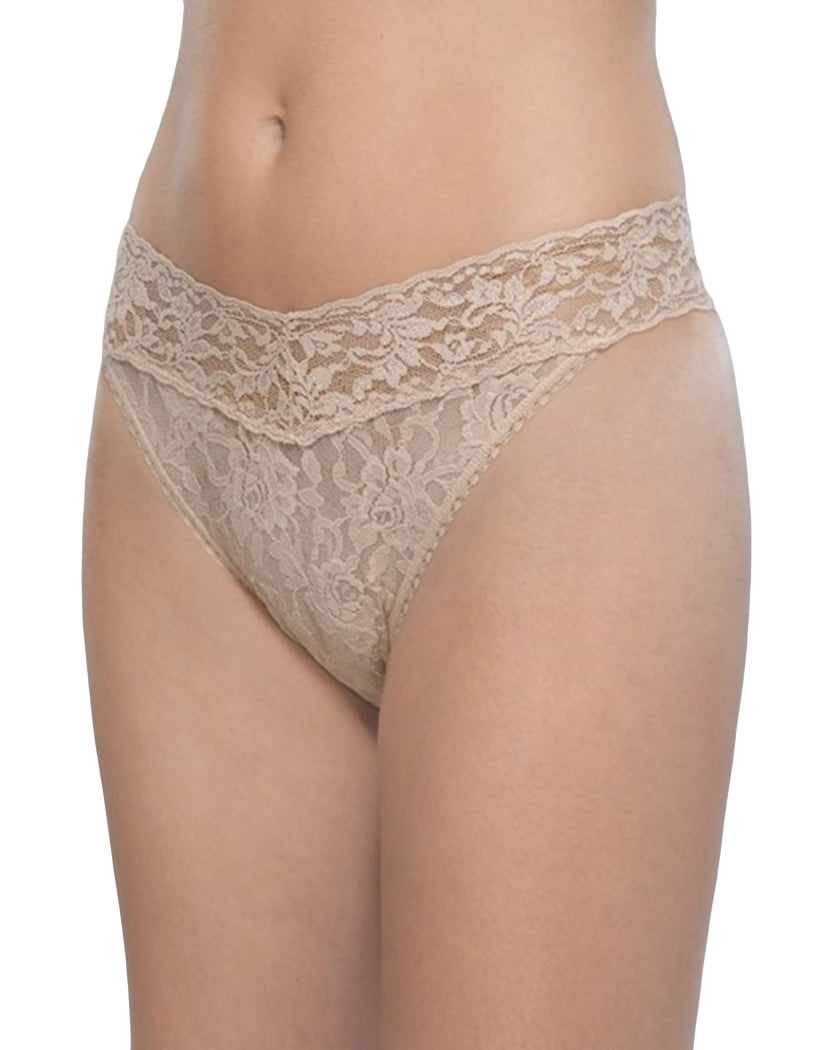 Chai Front Hanky Panky Signature Stretch Lace Thong