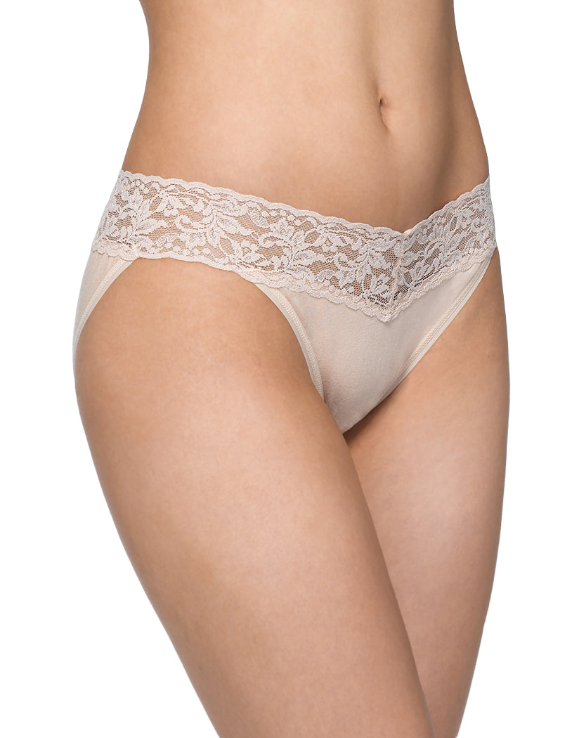 Chai Front Hanky Panky Cotton With A Conscience V-Kini