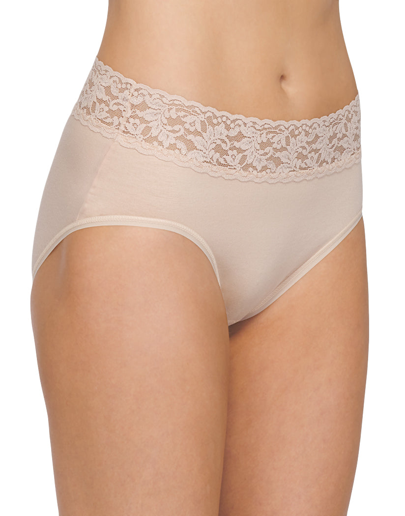 Chai Front Hanky Panky Cotton With A Conscience French Brief