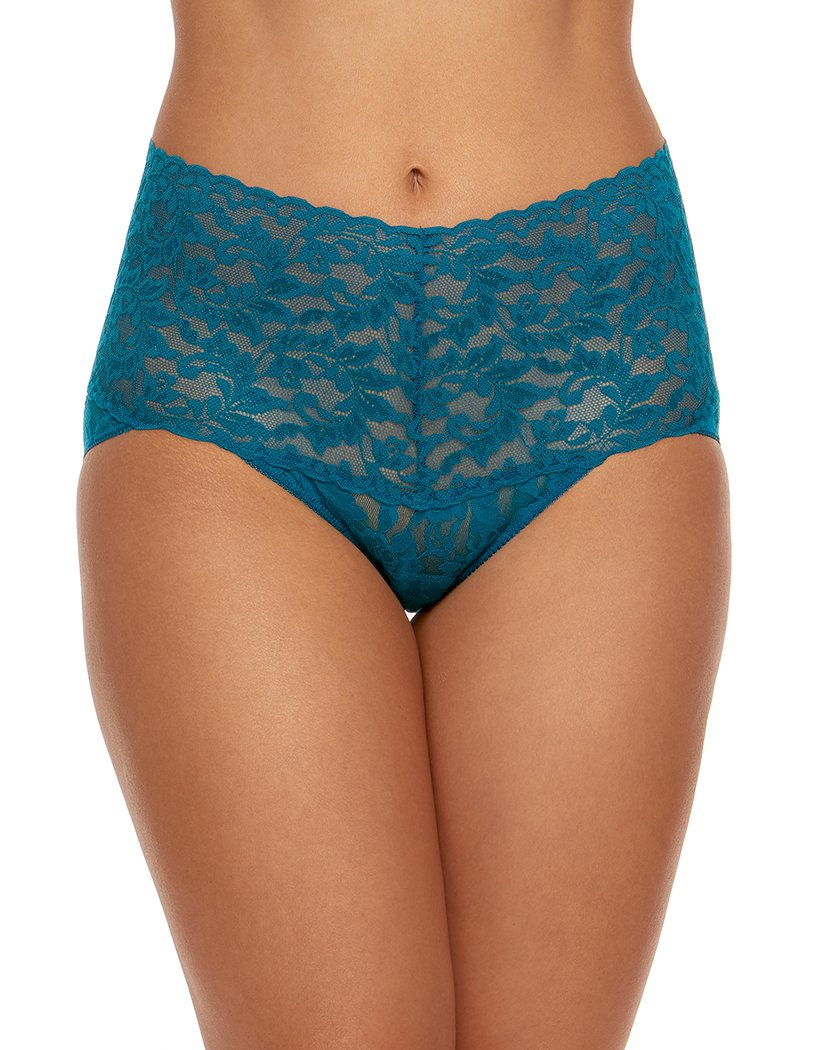 Enchanted Forest Front Hanky Panky Signature Retro V-Kini 9K2124