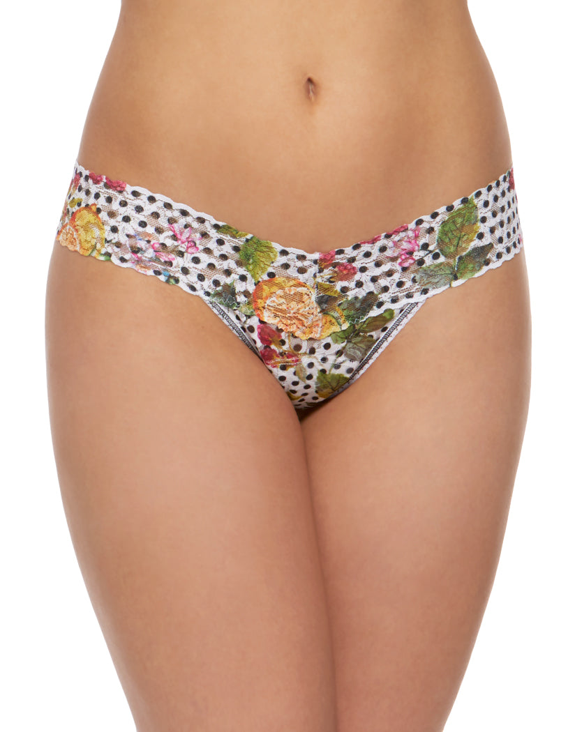 Multi Front Hanky Panky Copacabana Low Rise Thong