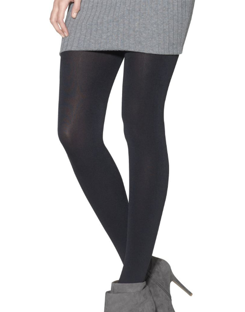 Black Front L'eggs Casual Body Shaping Tights