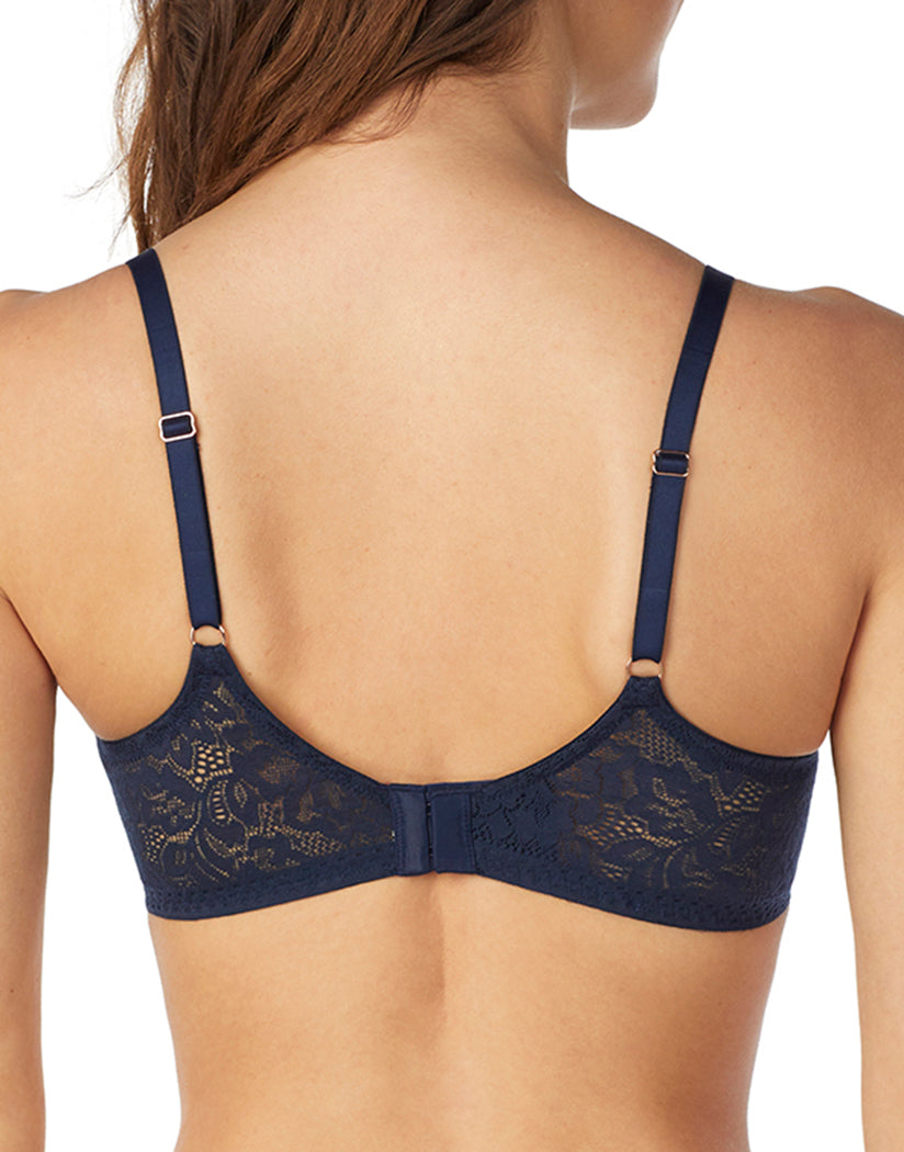 Night Sky Back Le Mystere Natural Comfort Unlined Bra 4157