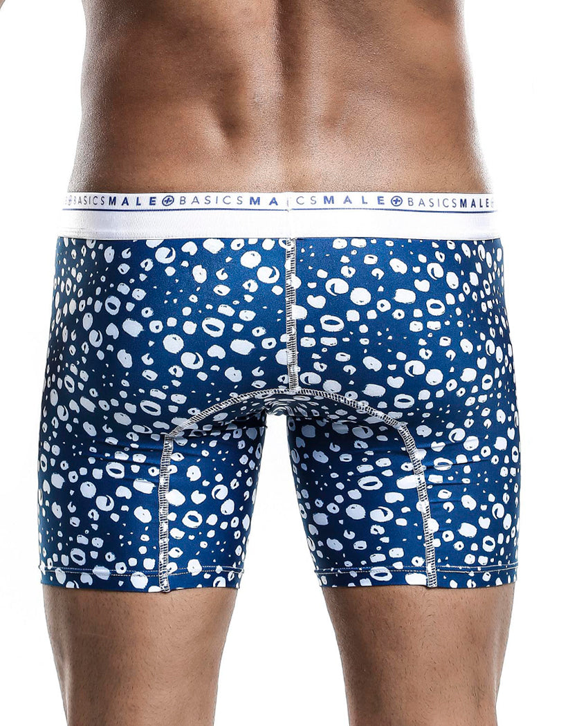 Paros Back Malebasics Men's Hipster Boxer Brief MB202