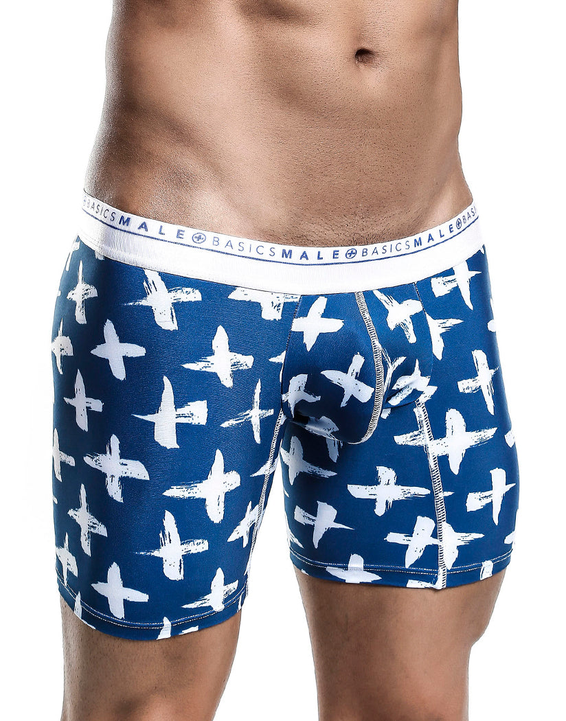 Santorini Side Malebasics Men's Hipster Boxer Brief MB202