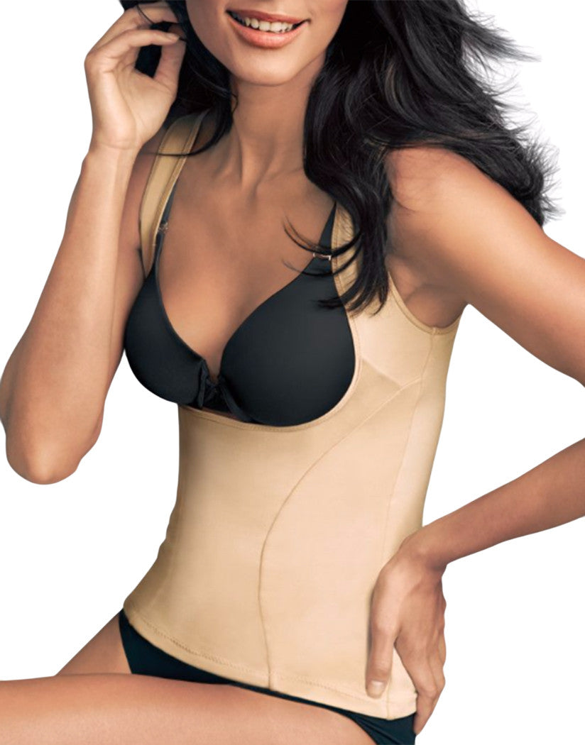 Body Beige Front Maidenform Dream Shapewear WYOB Torsette