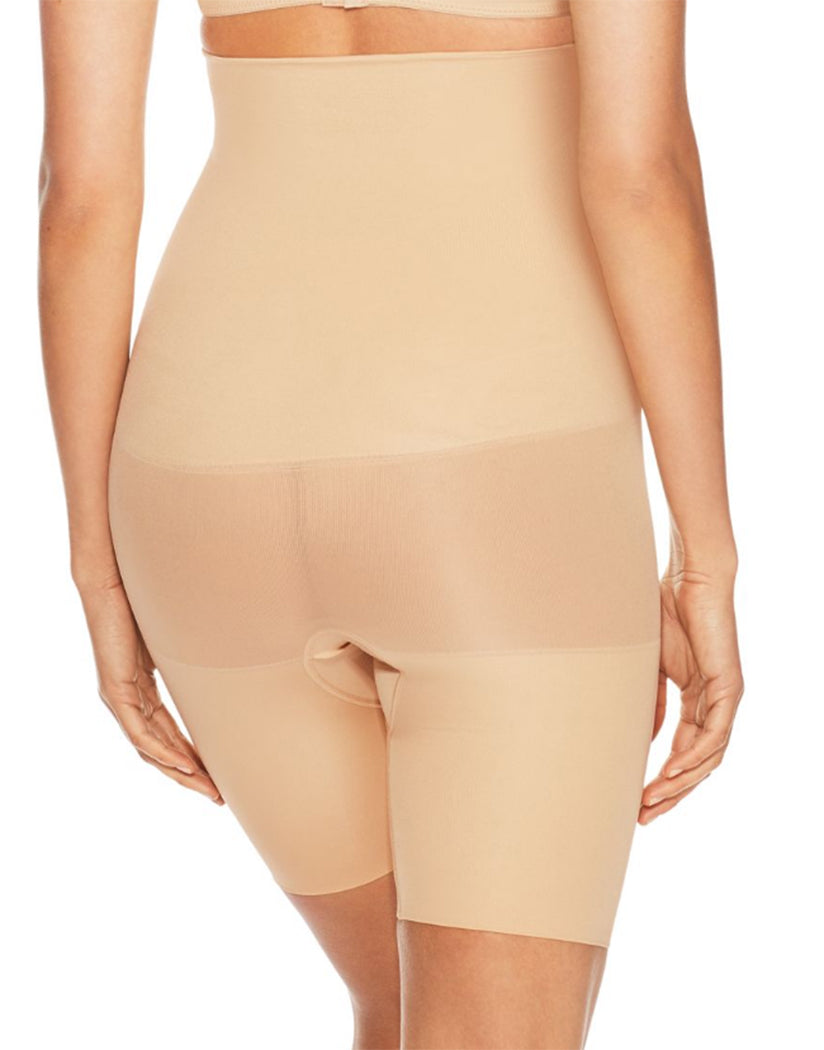 Latte Lift Back Maidenform Control-It Slim Waisters Hi-Waist Thigh Slimmers 12622