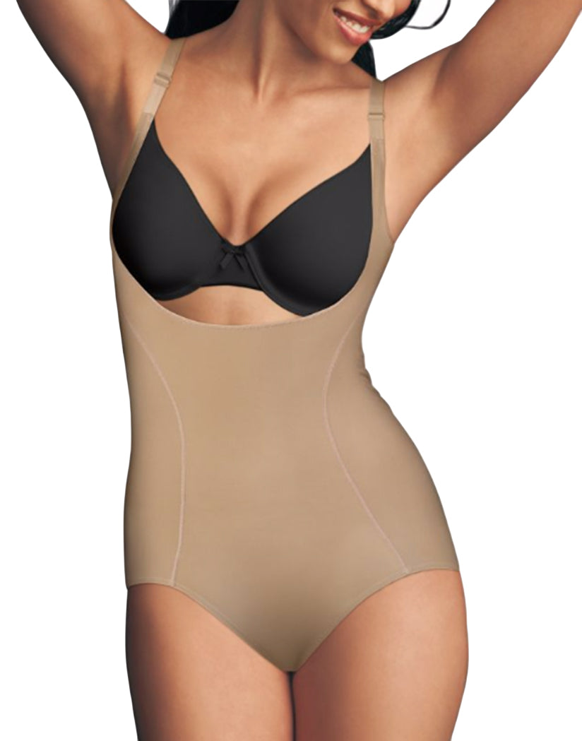Body Beige Front Maidenform® Wear Your Own Bra Torsette Body Briefer