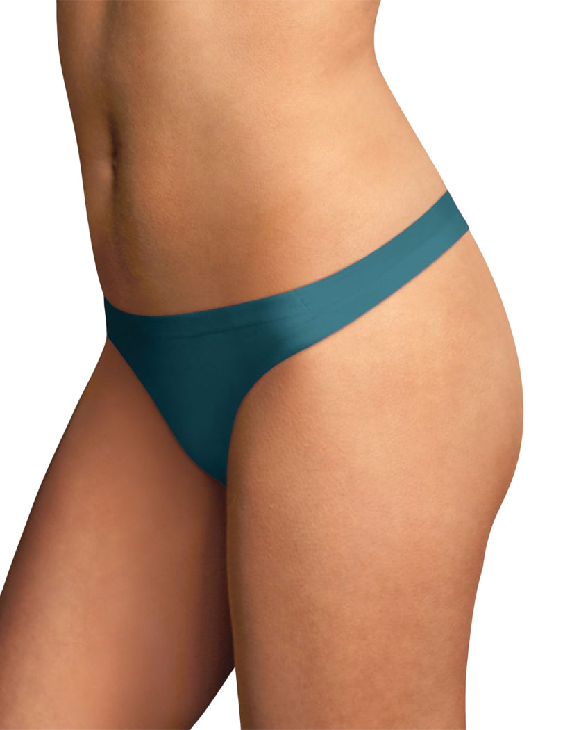 Jeweled Jade Front Maidenform Comfort Devotion Thong