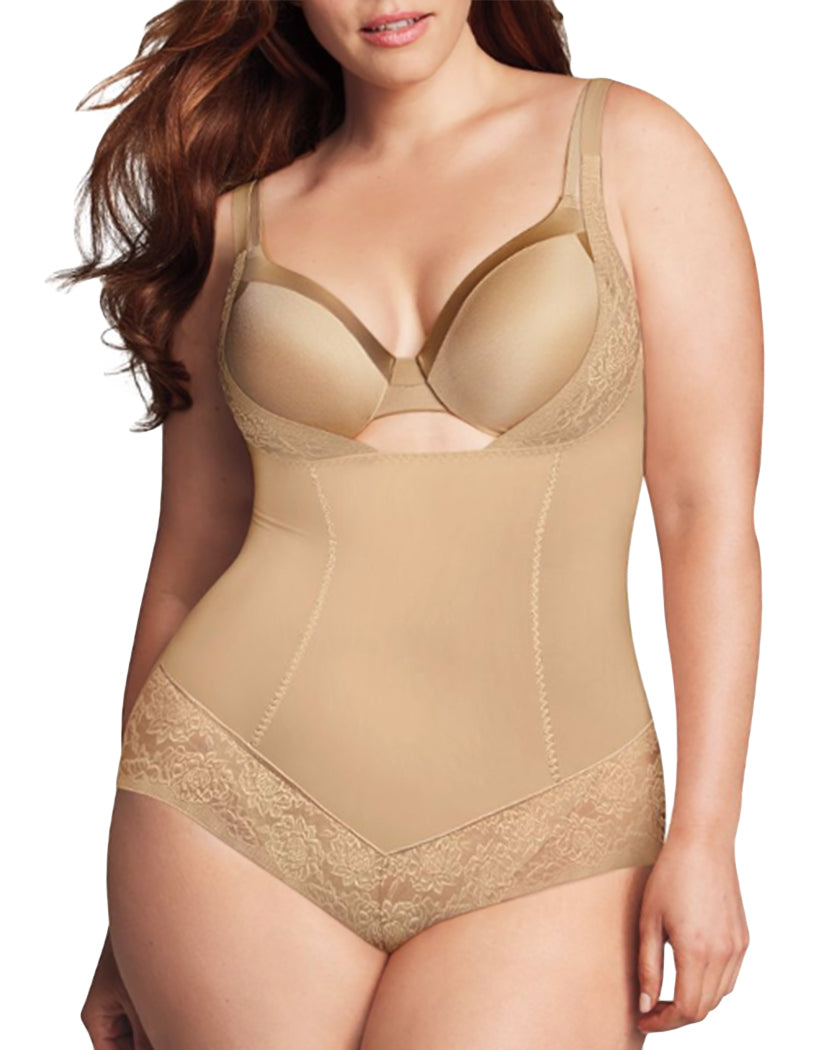 de9f769741d Body Beige Front Firm Foundations Curvy WYOB Bodybriefer