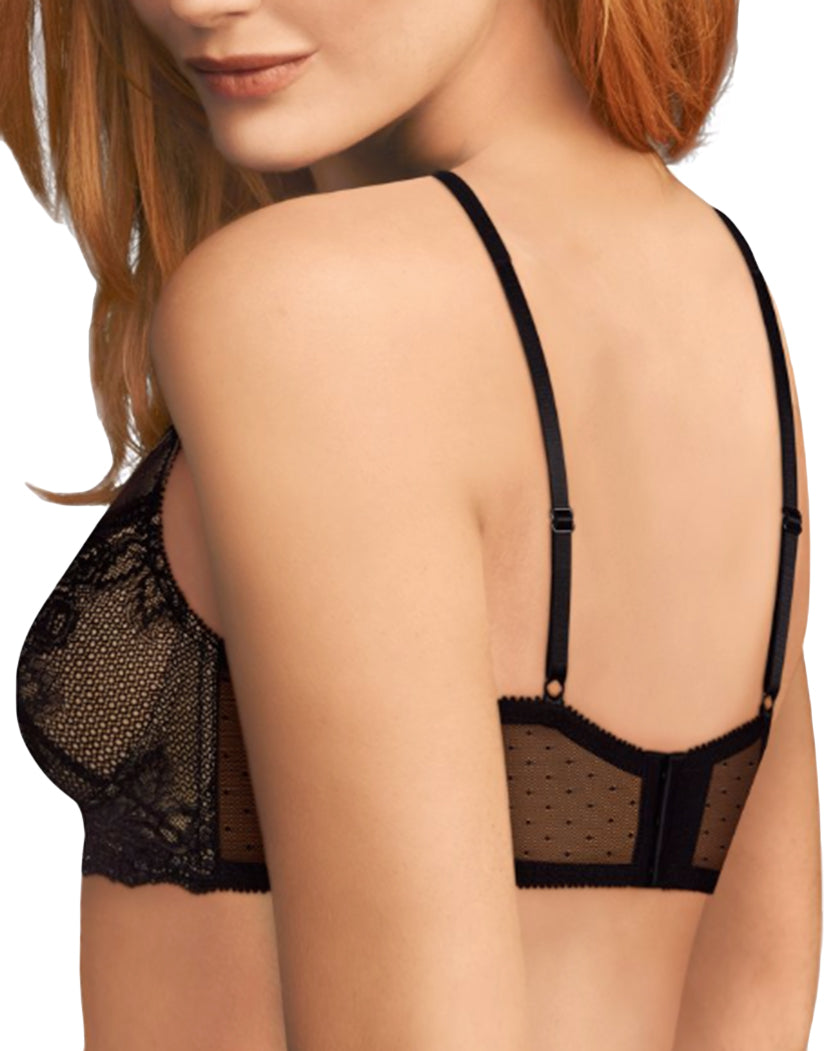 59595e1110 Black Latte Back Maidenform Casual WF Lace Bralette DM1178. Touch to zoom