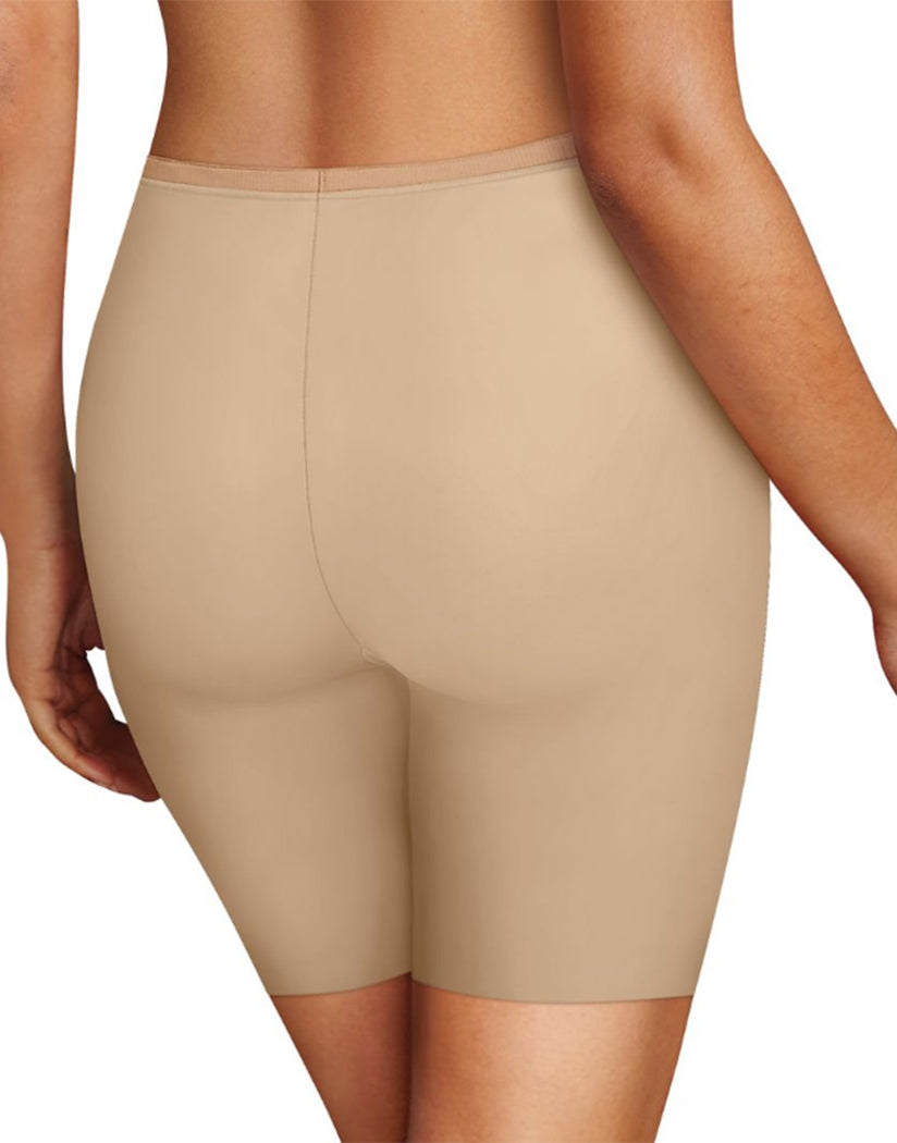 Latte Lift Back Maidenform Firm Foundations Thigh Slimmer DM5005
