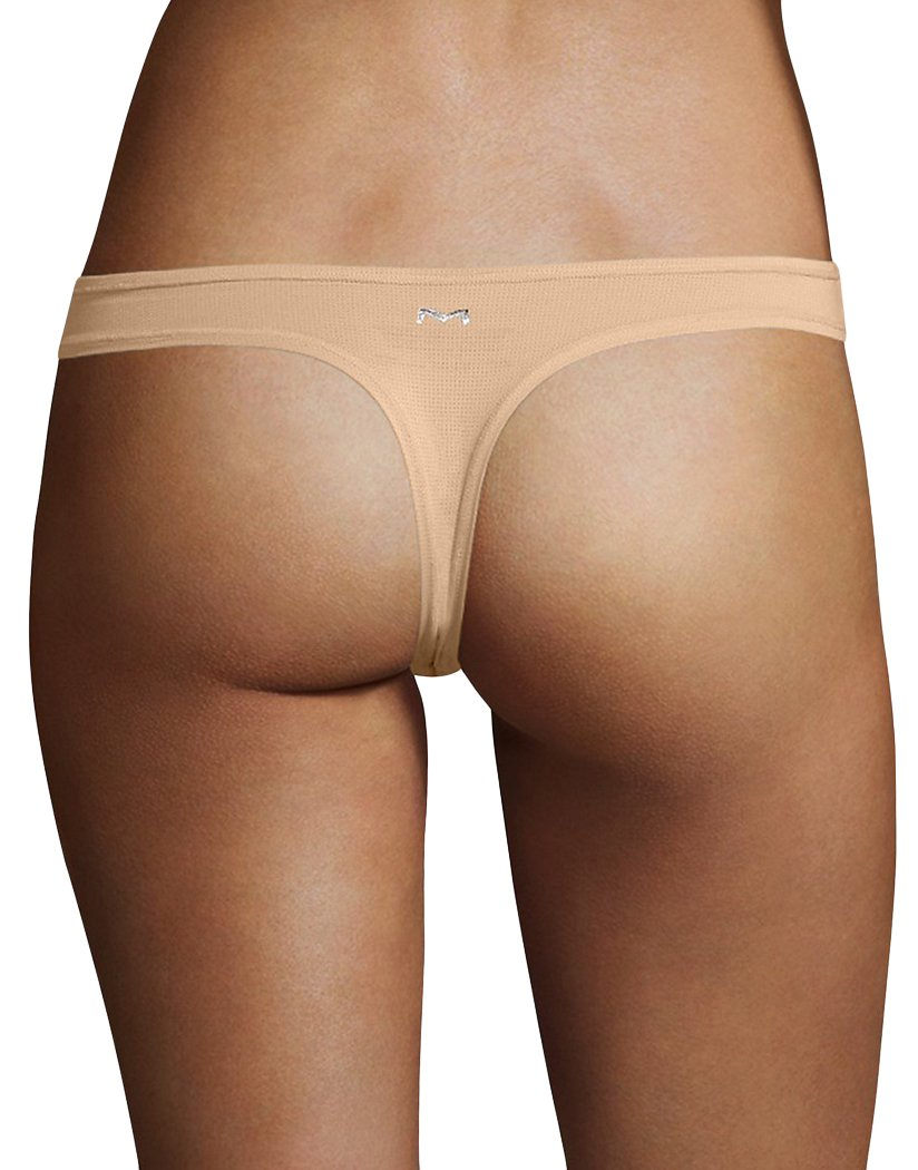 Latte Lift Back Maidenform Sport Thong MSPTHG