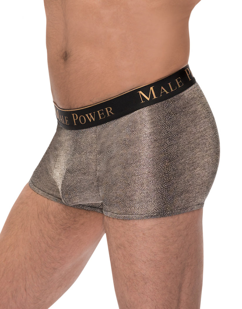 Grey Side Male Power Viper Pouch Short 145-248