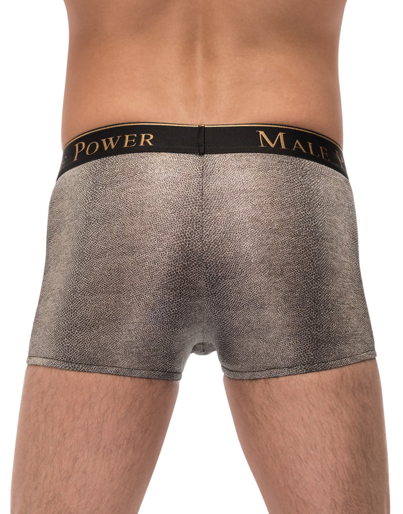Grey Back Male Power Viper Pouch Short 145-248