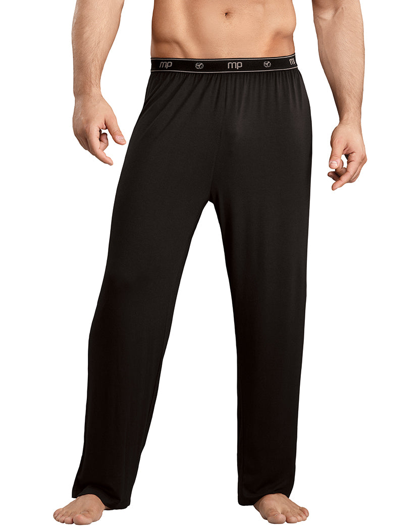 3a96fb8039f1 Black Front Male Power Bamboo Lounge Pant 188-171