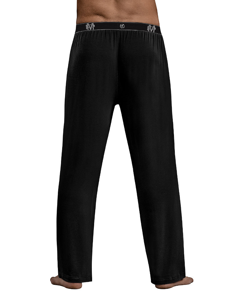 Black Back Male Power Bamboo Lounge Pant 188253