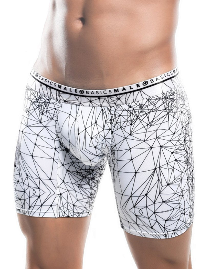Spider Side Malebasics Men's Hipster Boxer Brief MB202
