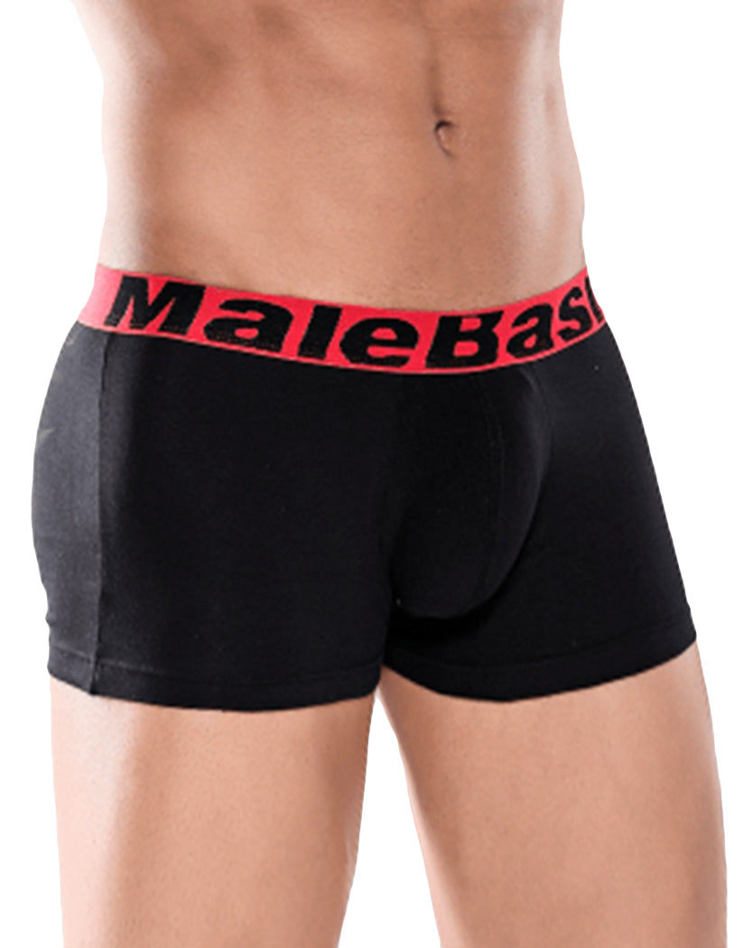 Black Front Malebasics 3-Pack Trunk MBT01