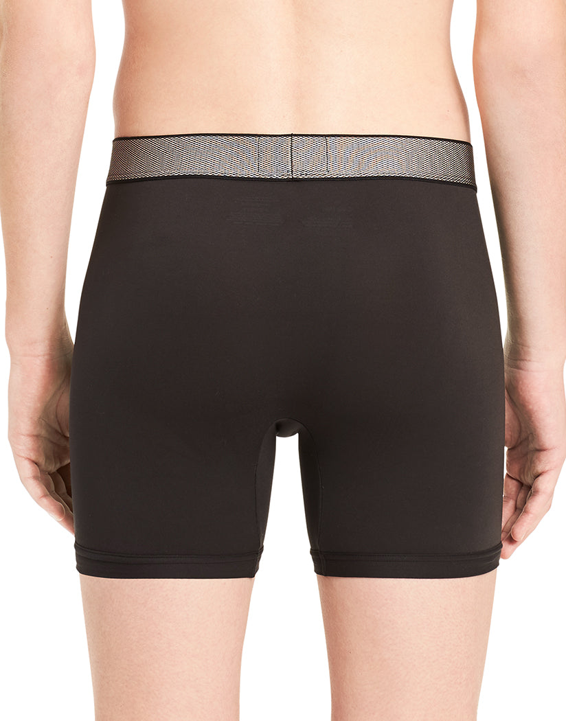 Black Back Calvin Klein Customized Stretch Boxer Brief NB1296