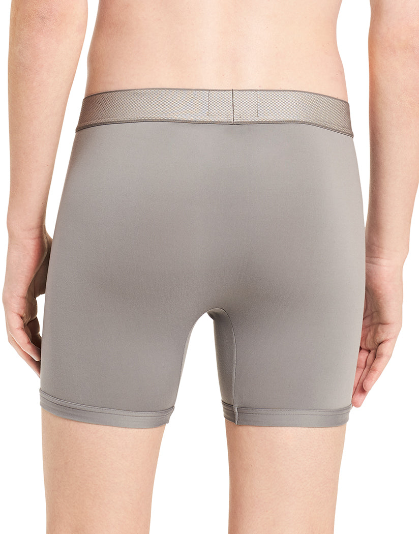 Grey Sky Back Calvin Klein Customized Stretch Boxer Brief NB1296