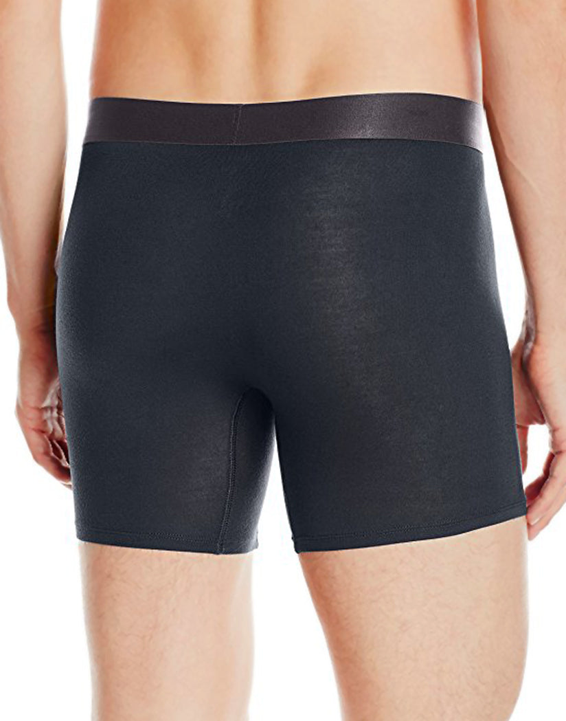 Black Back Prestige Modal Boxer Brief