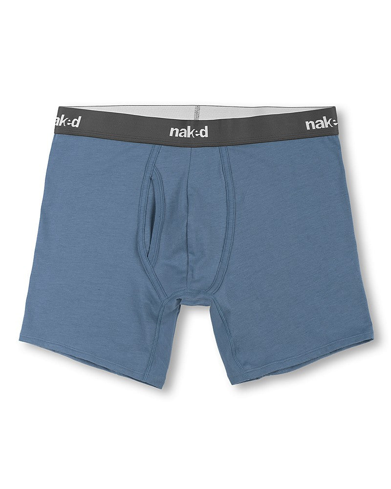Metro Grey Heather/Dusk Side Naked Essential trunk