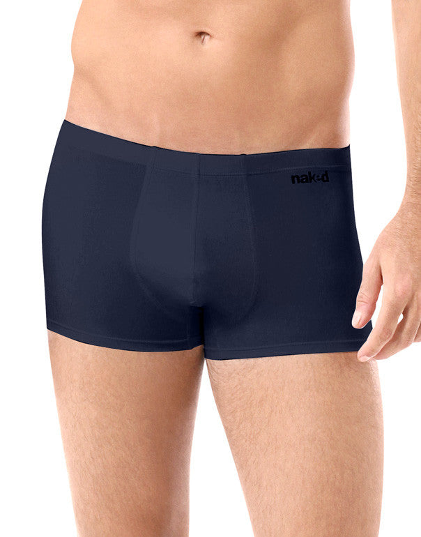 Peacoat Front Naked Active Microfiber Trunk