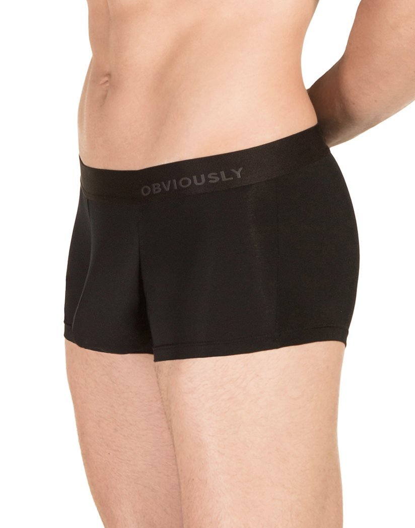 Black Side Obviously Men's PrimeMan Trunk