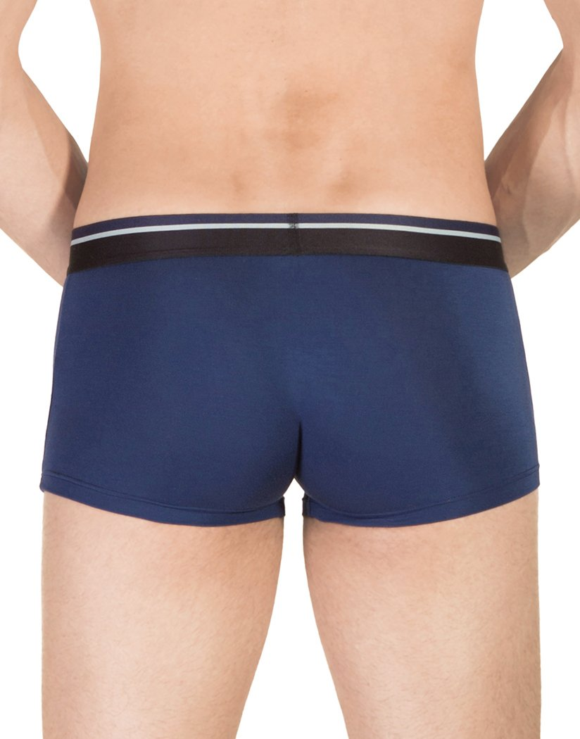 Navy Back Obviously Men's PrimeMan Trunk