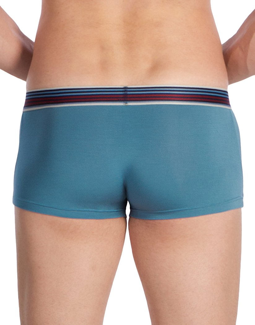 Steel Blue Back Obviously Men's PrimeMan Trunk