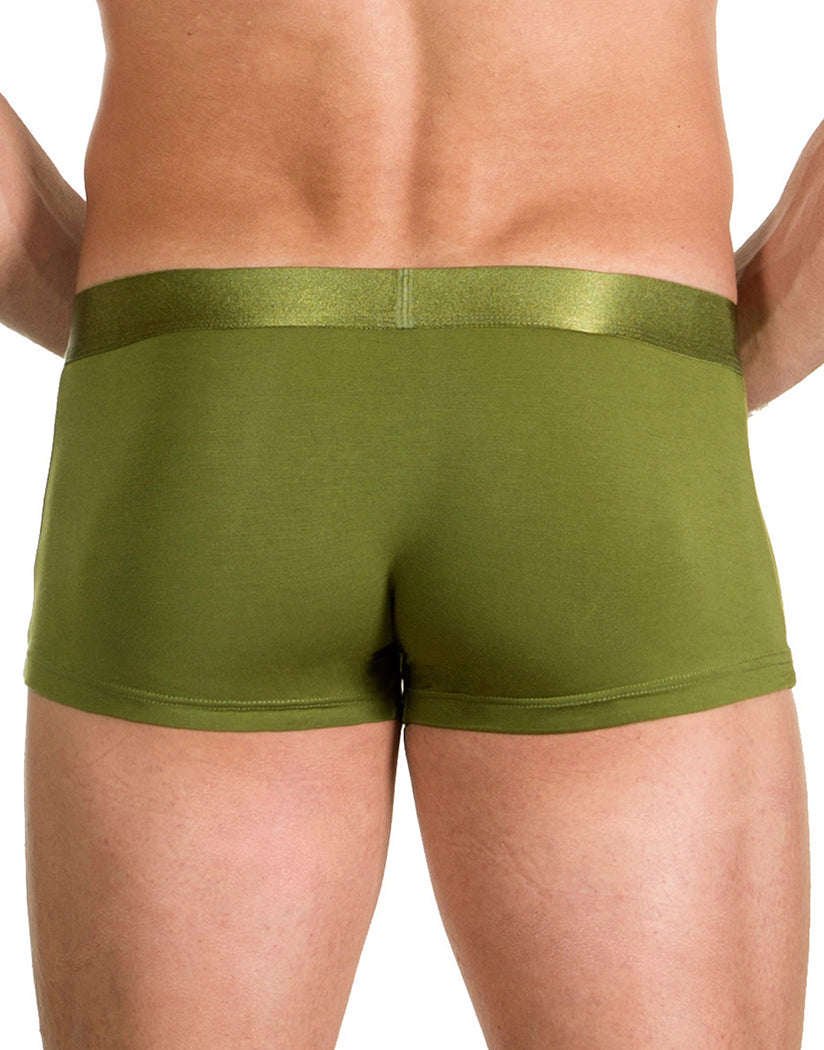 17d307a9555b Olive Green Back Obviously AnatoFree Spectra 2.0 Hipster Trunk Y210106