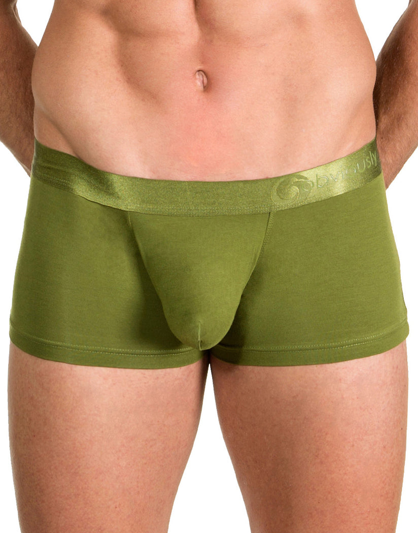 d63df51629d4 Olive Green Front Obviously AnatoFree Spectra 2.0 Hipster Trunk Y210106