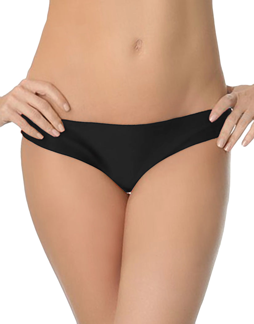 Black Front Oh La La Cheri Brief Bottom