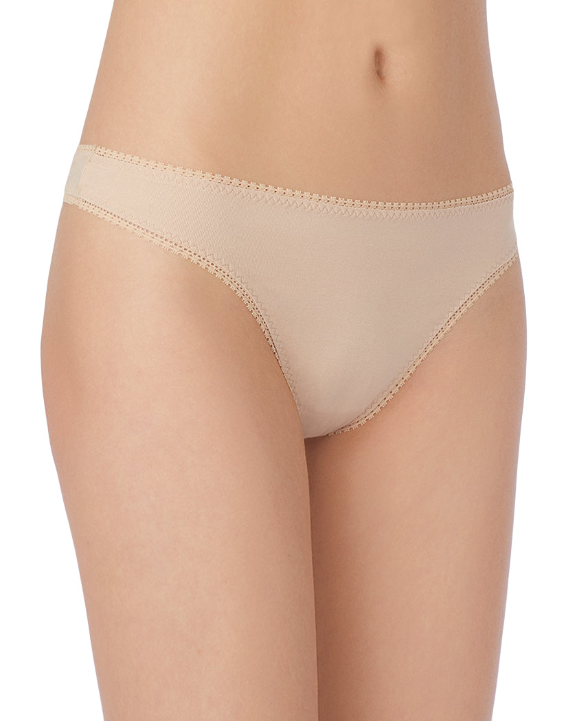 Champagne Front Cabana Cotton Hip Thong