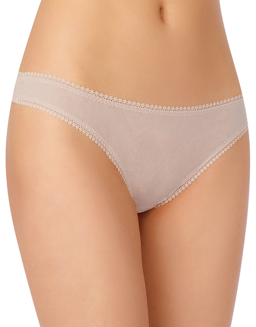 Assorted Front On Gossamer Mesh Hip-G 3 Pack Thong 3512P3