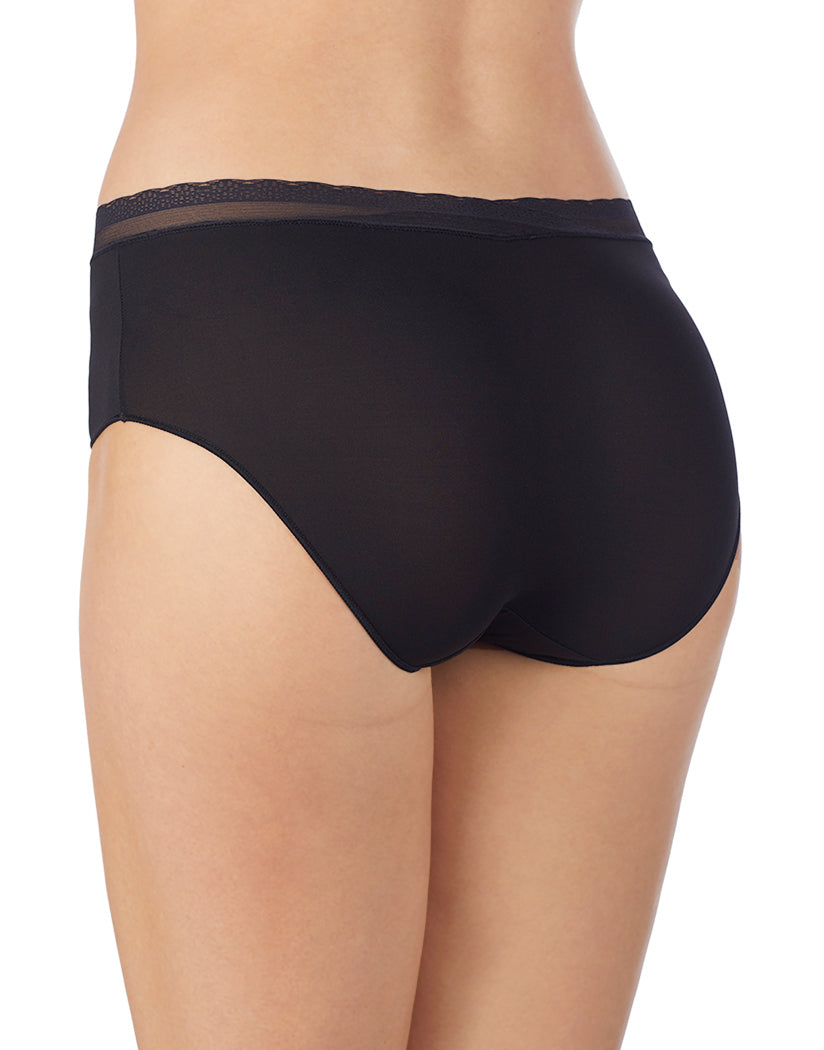 Black Back OnGossamer Next to Nothing Modern Brief