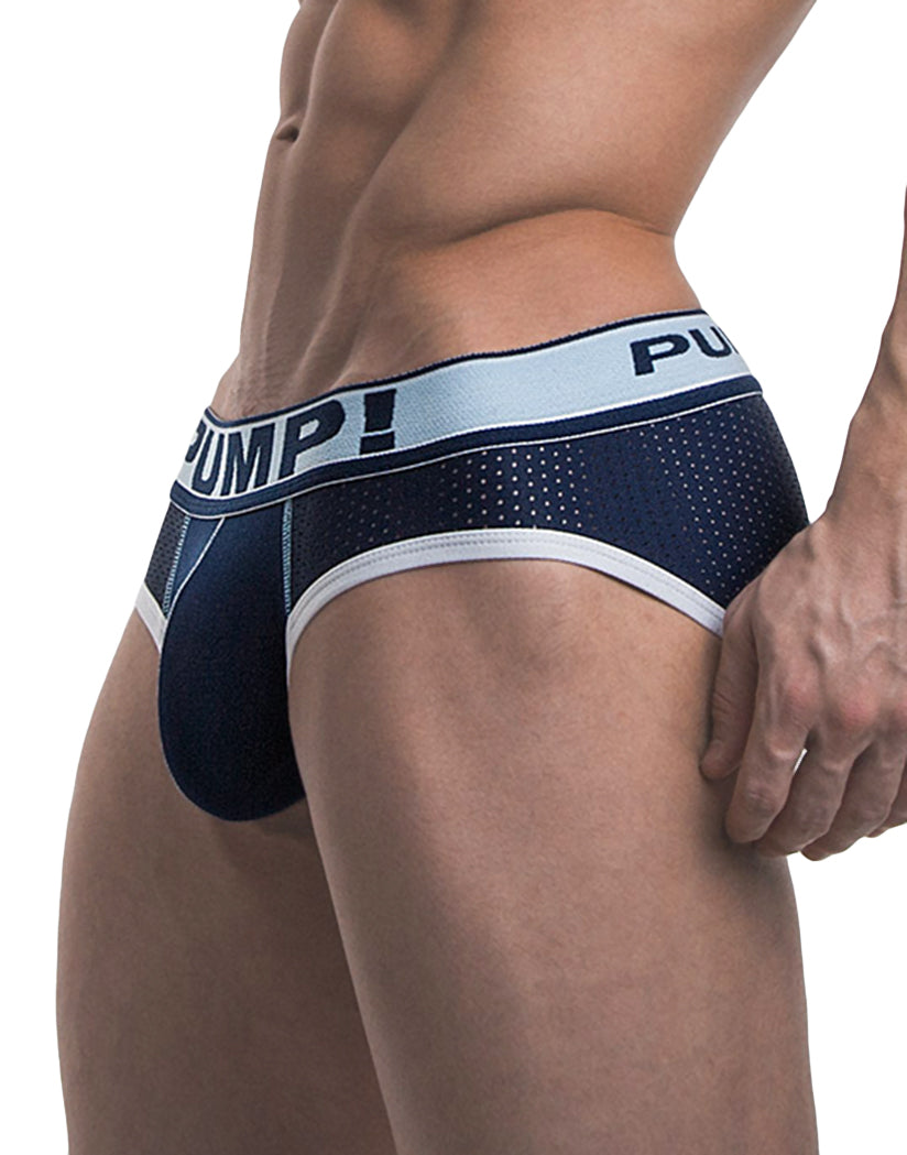 Blue Side Blue Steel Brief