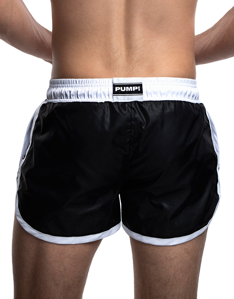 Black Back PUMP Black WaterShort 13001