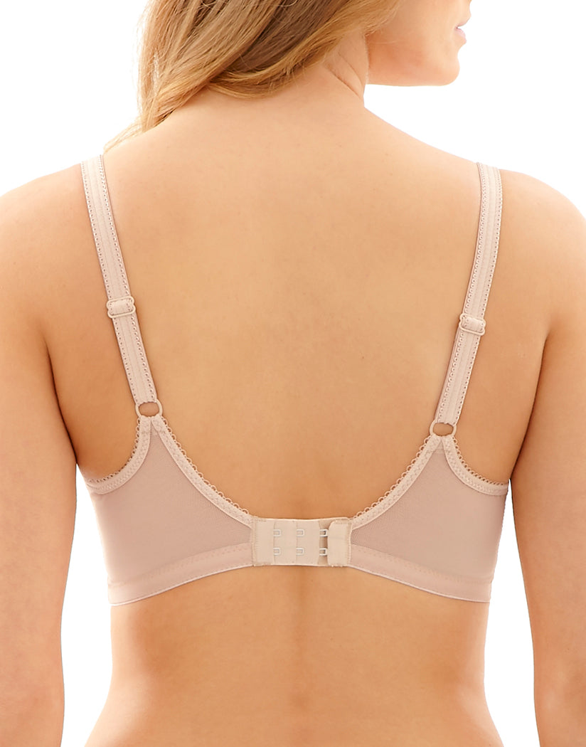 Champagne Back Panache Cari Moulded Spacer T-Shirt Bra