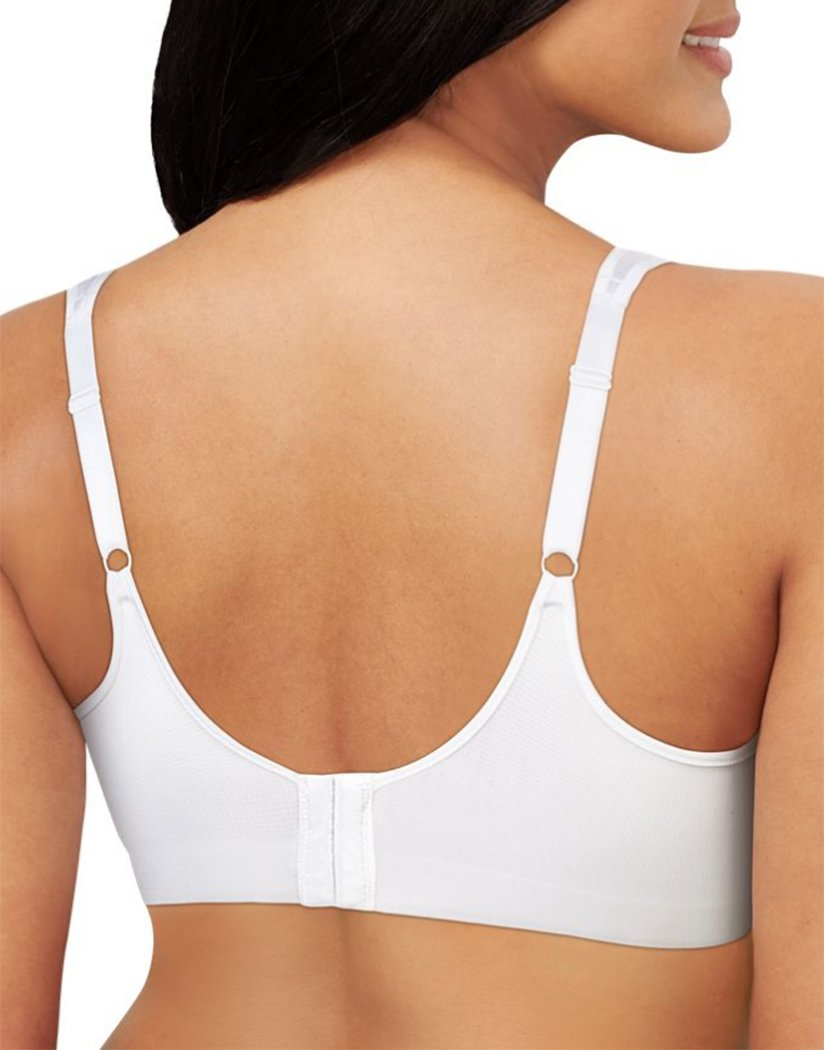 White Back Playtex Love My Curves Beautiful Lift Smoothing Underwire Bra