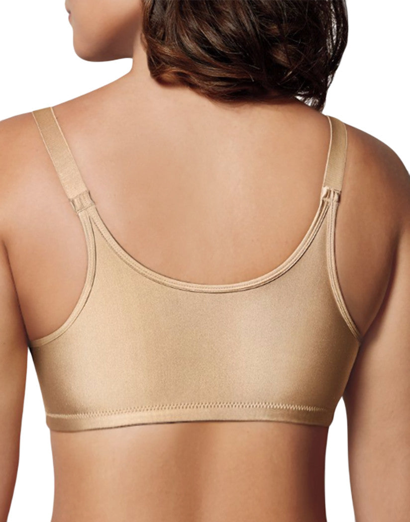 Nude Back Playtex 18 Hour Sensationally Sleek Front-Close Wirefree Bra