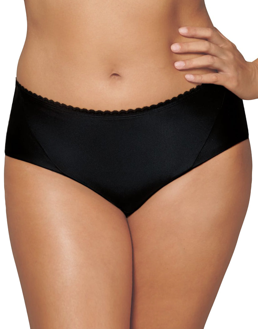 Black Front Playtex Incredibly Smooth Cheeky Hipster