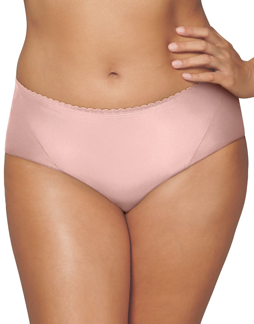 Gentle Peach Front Playtex Incredibly Smooth Cheeky Hipster